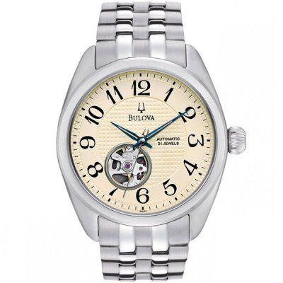 Bulova - Men\'s BVA Series 125 Automatic Watch - 96A124 - RRP: £249.00 - Online Price: £149.40
