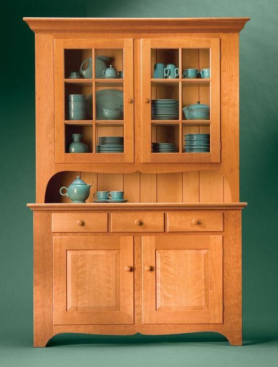 Plans For Wood Hutch Honeydo S Country Hutch
