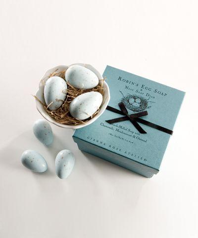 Robin's Egg Soaps