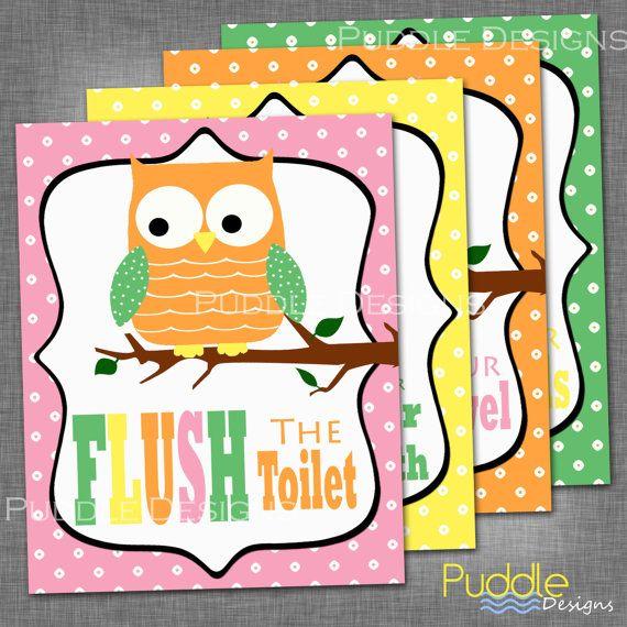 Best 25 Owl bathroom ideas only on Pinterest Owl bathroom decor