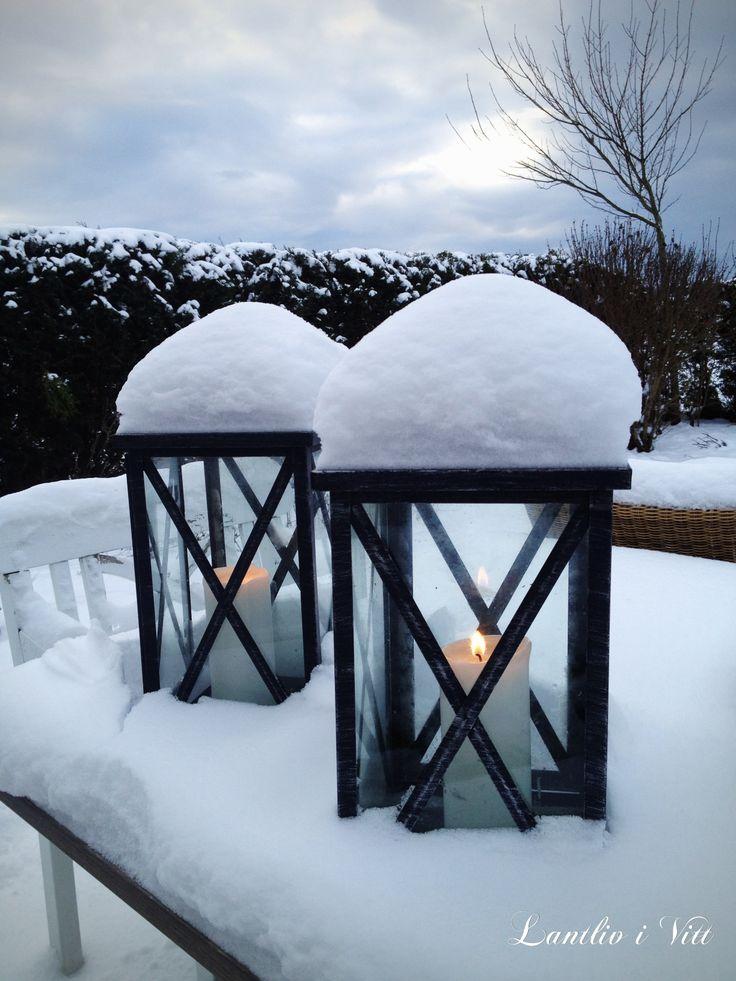 Swedish Winter ★ Vinter ★ ©Lantliv i Vitt