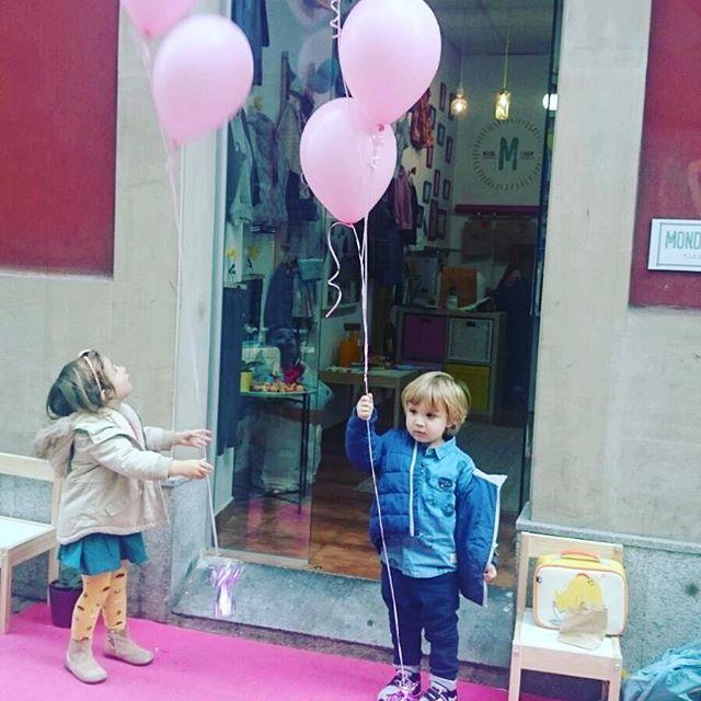 #mondegreenkids #kidsshop #gijon #19deoctubre #diainternacionalcontraelcancerdemama #sumatealrosa
