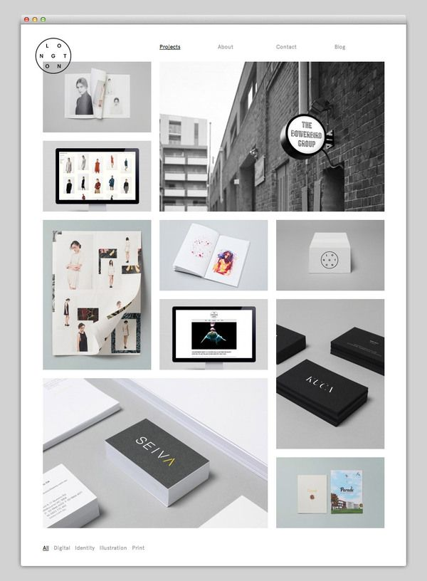 Best 20+ Online portfolio design ideas on Pinterest