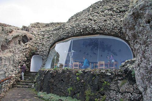Mirador del Rio, Lanzarote, islas Canarias, España.
