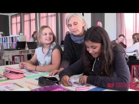 Nestklassen - Middenschool De Moerbei - YouTube