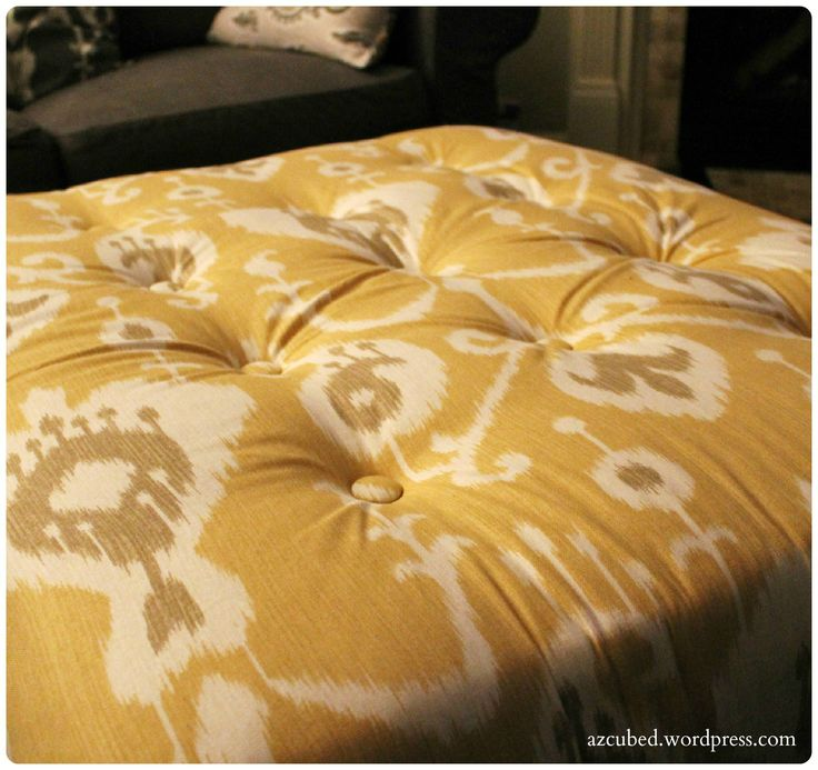 25 Best Ideas About Pallet Ottoman On Pinterest Pallet