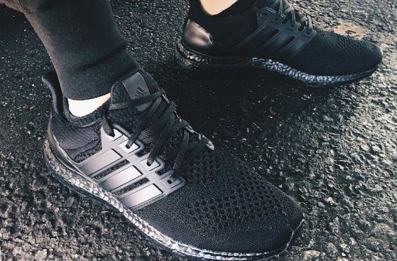 http://SneakersCartel.com A Couple Of New Looks At The Upcoming adidas Ultra Boost Triple Black #sneakers #shoes #kicks #jordan #lebron #nba #nike #adidas #reebok #airjordan #sneakerhead #fashion #sneakerscartel