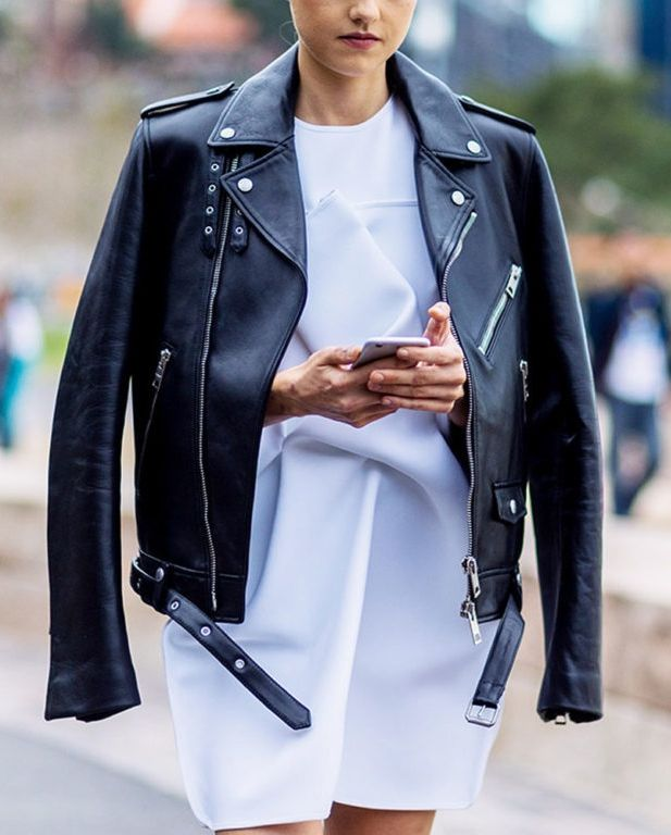 Not one article of clothing defines cool more than a leather jacket. From real to faux, black to hued, boxy to bomber, here are the best leather jackets to buy now and wear forever.