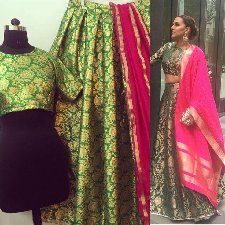 Get dressed like a star .. Bollywood star ✨