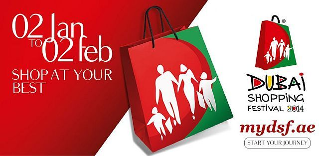 #Dubai Shopping Festival 2014. A month of exciting deals in discounts in the shopping heaven of UAE.