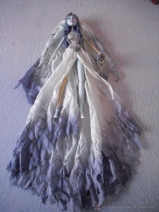 Pesadilla antes de navidad: the corpse bride (la novia cadáver) - Descatalogada, estado impecable.