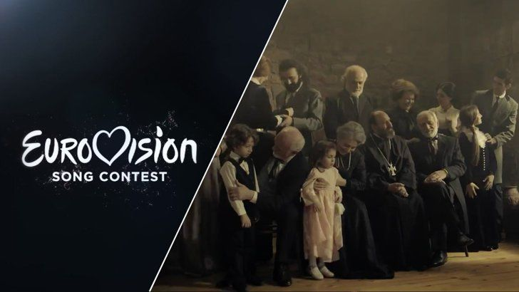"""Pin for Later: Listen to Every Single Song From the 2015 Eurovision Song Contest Armenia Genealogy — """"Face the Shadow"""""""