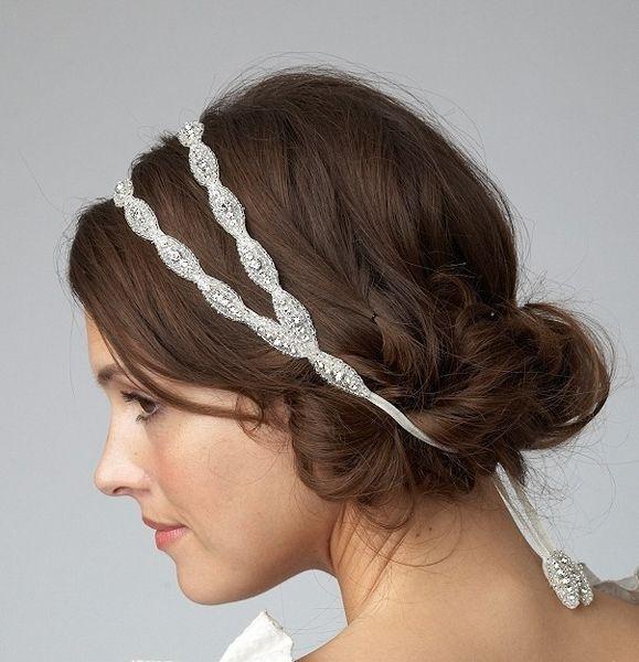 Headpieces For Wedding Pinterest: Best 25+ Bridal Headbands Ideas On Pinterest