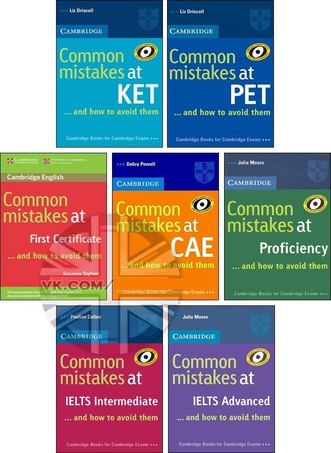 ENGLISH BOOKS ONLINE: Common Mistakes and How to Avoid them