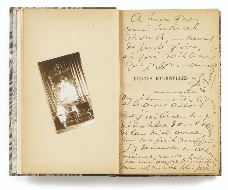 noailles, anna de, com | modern first editions | sotheby's pf1603lot8td8qen
