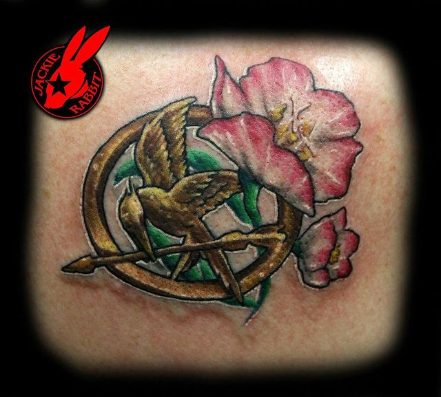 29 best images about hunger games ink on pinterest game for Tattoo roanoke va