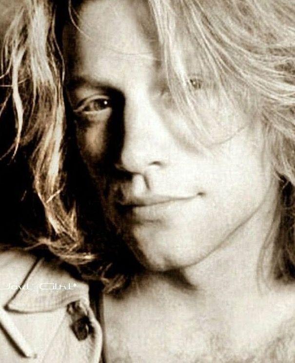Jon Bon Jovi ❤️