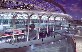 Střížkov station in Prague will be the most modern metro station in Europe after its completing