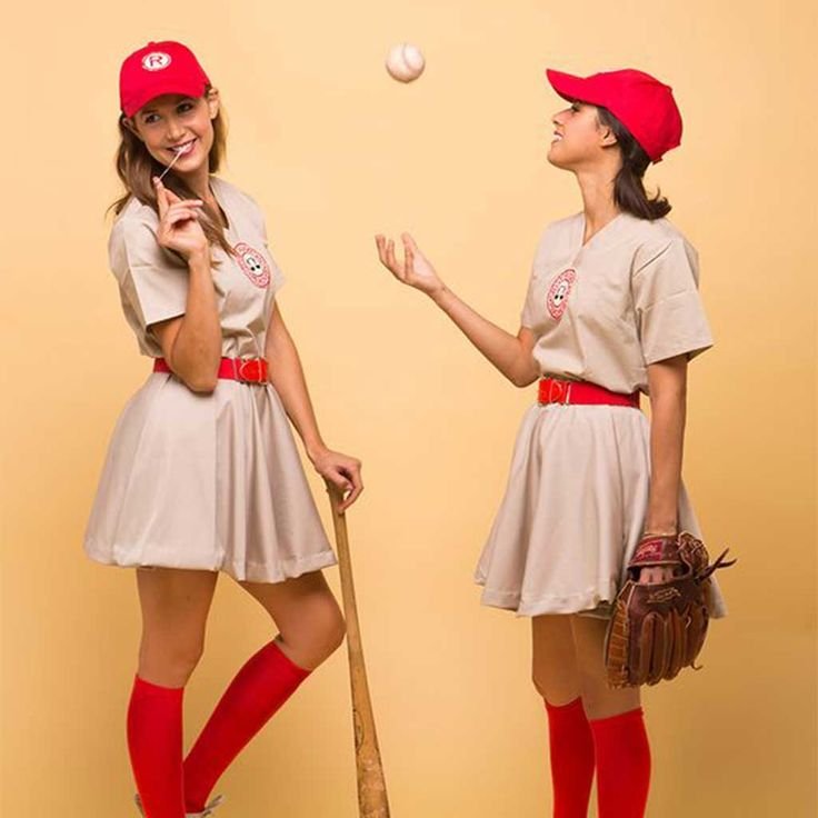 Rockford peaches aagpbl baseball costume dress disfraces - Disfraces caseros adultos ...