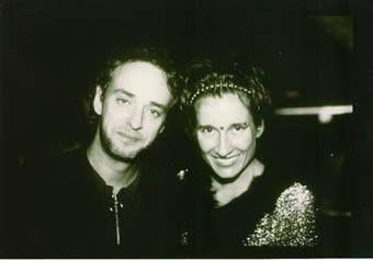 """Andrea Echeverri compuso """"Amor Platonico"""" inspirada en Cerati."""