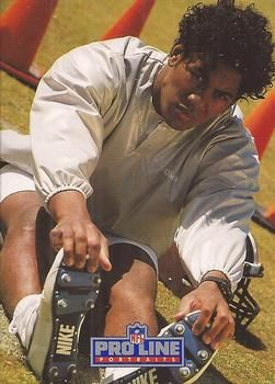 Ernest Phillip Spears born November 6, 1967. Drafted by the New Orleans Saints in the 10th round (267th overall) of the 1990 NFL Draft. Only year that he played in NFL.