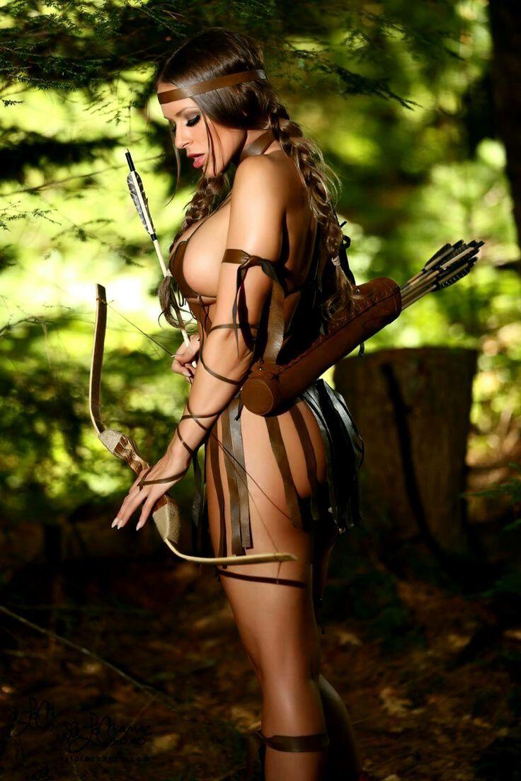 Nude mature native american indian