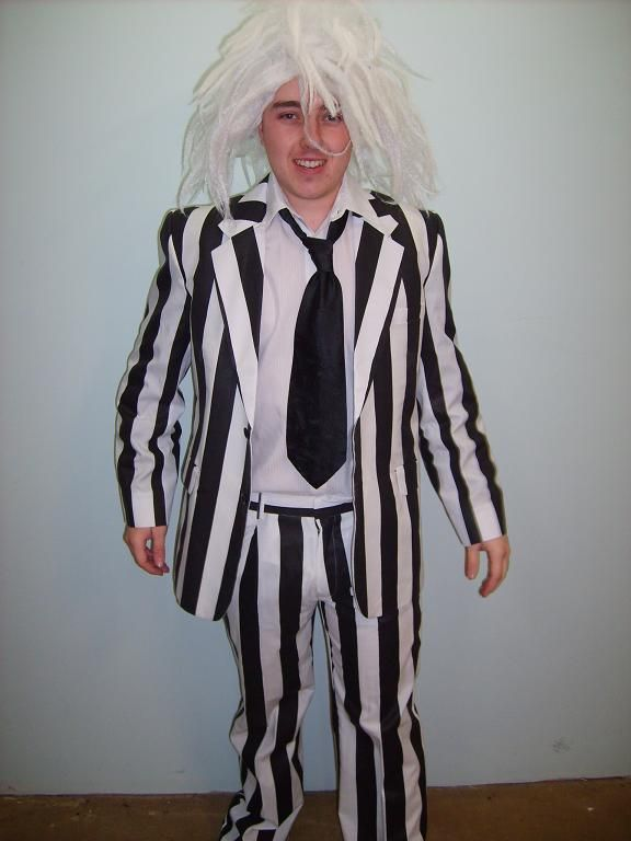 Beetle Juice available in sizes M up to XL