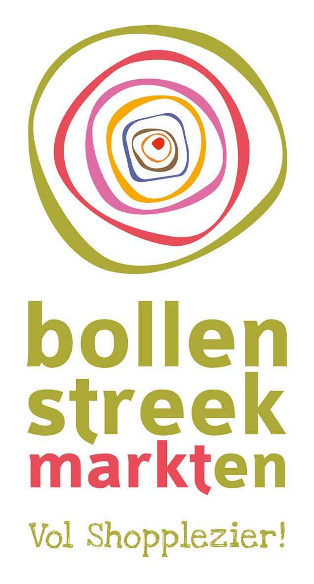 Logo voor de markten in de Bollenstreek. In samenwerking met Marcel Jansen van Strøm Creative Marketing.
