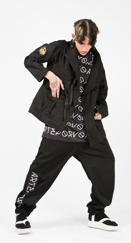 Sudadera online Kabuki Jacket para #hombre. Ropa y accesorios de Arteporvo, fabricadas en algodón #cotton de alta calidad y hecho en #Barcelona - #sudadera #sudaderahombre #chico #menfashion #alternativefashion #urbanfashion #punk #rave #ravefashion #modahombre #BCN #arteporvo #kabukijacket #kabuki #chaqueta #chaquetahombre #urban #arteporvojacket #fashion #clothes - Kabuki Jacket Hombre en: https://arteporvo.com/ropa-accesorios/kabuki-jacket/