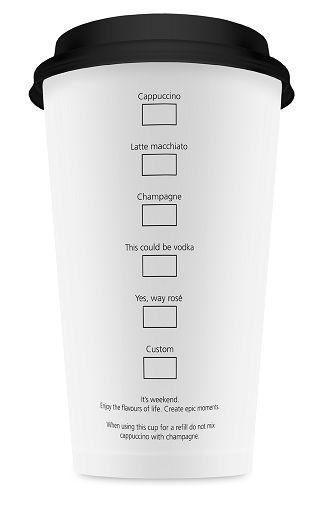 Kaffemuggar 10-pack YAY