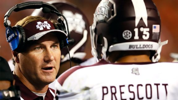 Dan Mullen's unvarnished style turns Mississippi State into a ...