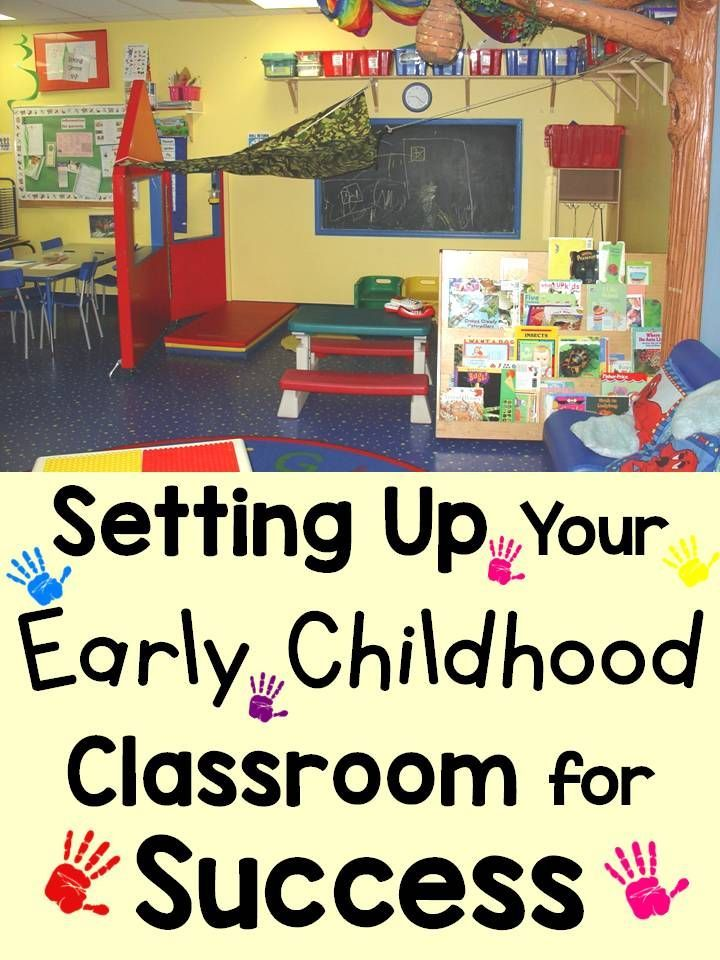 Setting Up Your Early Childhood Classroom for SuccessMaritza Diaz