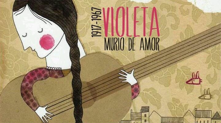 Recordando a  Violeta Parra
