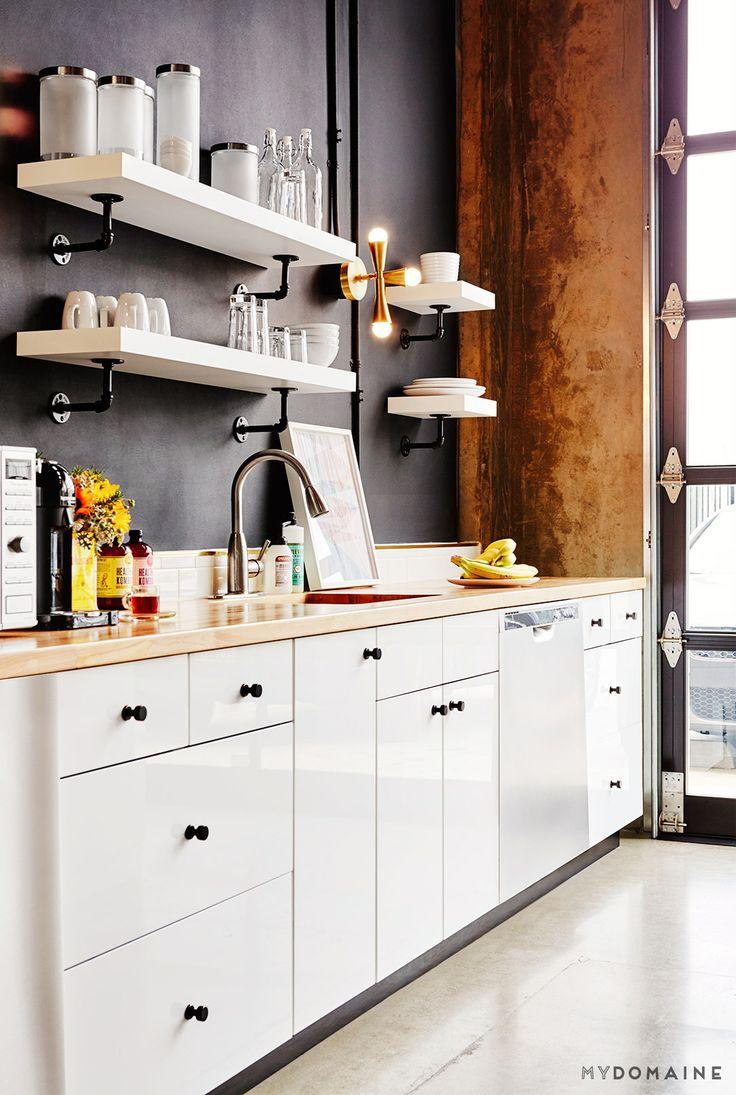 Best 20 office kitchenette ideas on pinterest for Small office kitchen ideas