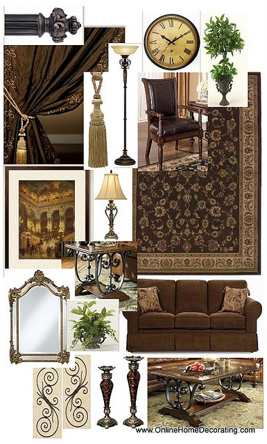 The Charissa Living Room Is A Design That Steeped In History But More Than
