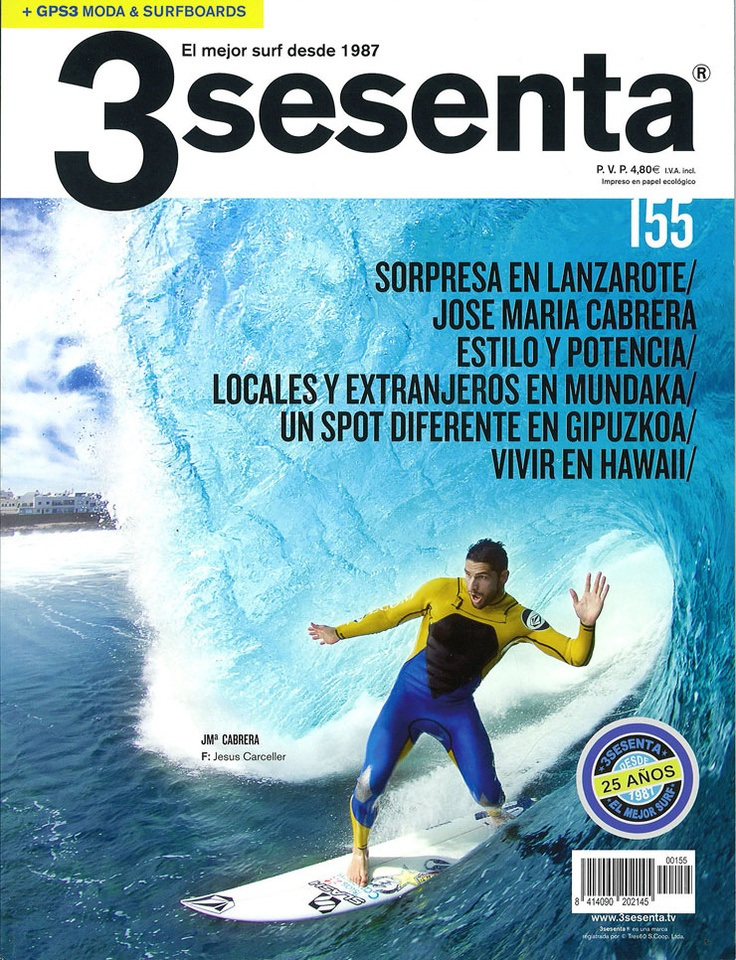 Jose Maria Cabrera - Surf Team - April12