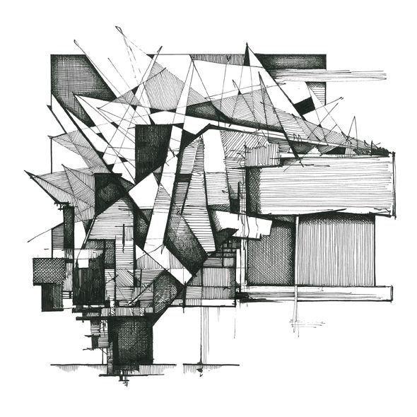 Cool Architecture Drawing best 25+ architecture sketchbook ideas on pinterest | travel