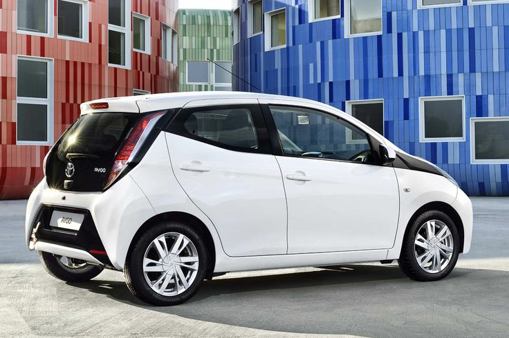 Toyota Aygo (2014) - 2nd generation