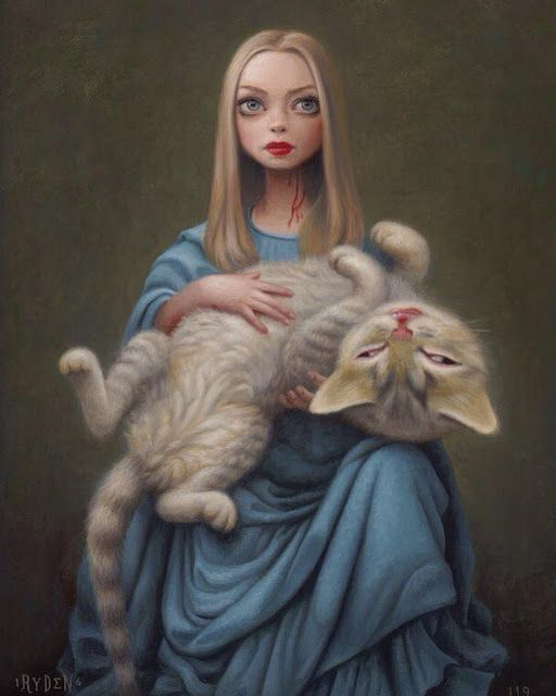 ALICE IN WONDERLAND BY MARK RYDEN