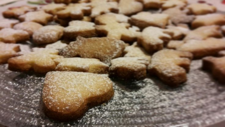 Cookies with essential oil of lemon.  Homemade with love and passion.