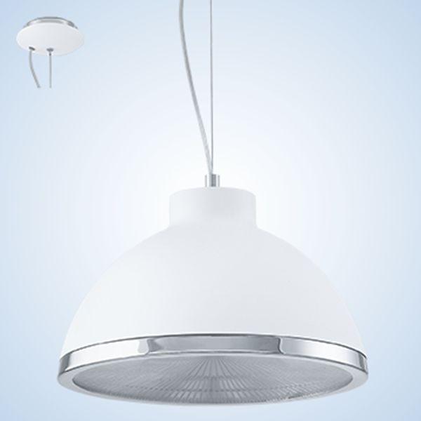 Pendul iluminat decorativ interior Eglo gama Debed model 92136 //  sc 1 st  Pinterest & 12 best Iluminat Ieftin images on Pinterest | Interiors Models ... azcodes.com