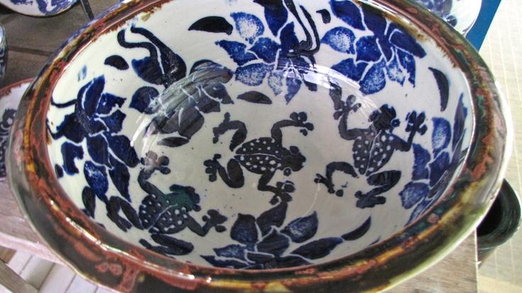 Large Water Bowl. Michael Pugh.