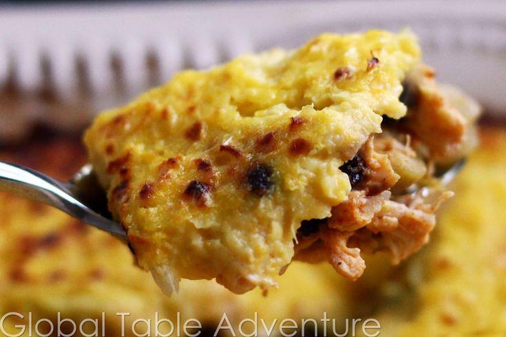 Recipe: Chilean Chicken Casserole (Pastel del Choclo)