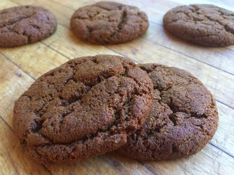 Squash and Sweet Potato Flour Molasses Spice Cookies (AIP/Paleo) - Beyond the Bite