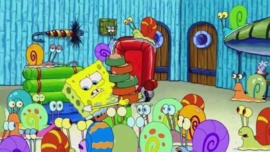 SpongeBob SquarePants S10E32-E33 - Sanctuary & Whats Eating