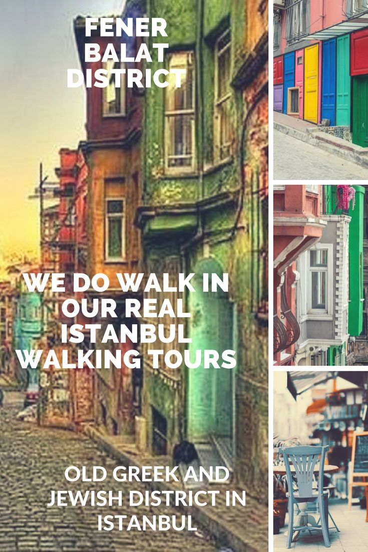 The Fener-Balat quarter , previously the small Greece of Istanbul , is currently one among the city's trendy design zones and gaining back the world wide feel of its own past. We do walk in our #istanbul #tours #fener #balat #oldgreekistanbul #offthebeatentrack #turkey #realistanbul #tour  for Istanbul tours; http://www.realistanbul-tours.com/