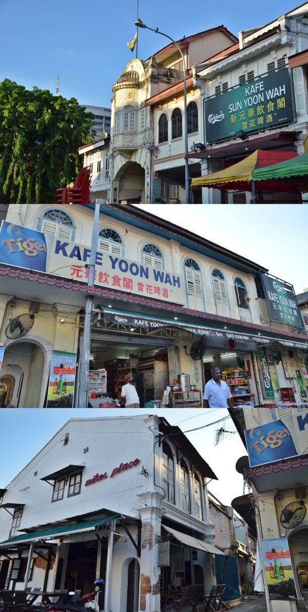 KAFE YOON WAH 7, Jalan Bijeh Timah, 30000 Ipoh, Perak