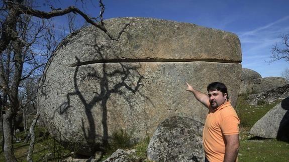 Las piedras del Acueducto pudieron salir de una cantera de granito en Ortigosa del Monte.