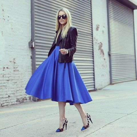 20 best images about fall/winter trend obsession: Full skirts on ...