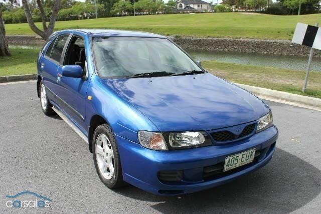 1998 Nissan Pulsar SSS